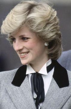 Princess Diana 1980s
