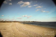 Wall Art - Photograph - Sandy Beach by Victory Designs , Westport Connecticut, Photography For Sale, Nature Water, Sand Beach, 31 Days, Gold Coast, Small Businesses, State Parks, Victorious