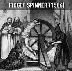 These 10 medieval torture devices will show you how creative torturers would become with their tools. Learn more about these 10 medieval torture devices here. Memes Arte, Art Memes, Dark Ages, Pokemon Go, Medieval, Maleficarum, Video Humour, Horror, Spiegel Online