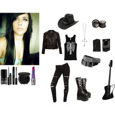 """""""Ambrosia's first warped outfit"""" by darkangeltoki13 on Polyvore"""