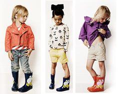 Little fashion...