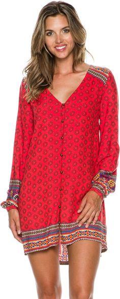 MINKPINK BOHO QUEEN DRESS Image