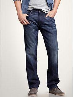 Gap jeans (cobalt blue wash)