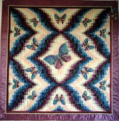 Jenny quilts: Work on Wednesday Bargello Quilt Patterns, Bargello Needlepoint, Bargello Quilts, Batik Quilts, Star Quilts, Quilt Block Patterns, Applique Quilts, Quilt Blocks, Quilt Sets