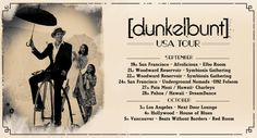 Ulf Lindemann, aka Dunkelbunt, is a reference in the electro swing and Balkan beats with notably cooperations with Balkan Beat Box, Waldeck, Parov Stelar, Gotye and Tori Amos. I discovered Dunkelbunt with Schlawiener!