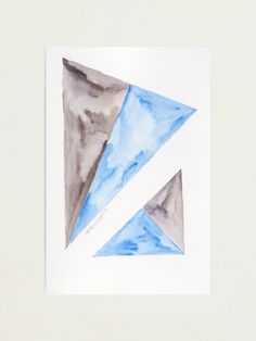 """""""10  Abstract Designs  200826 Watercolor Watercolour Art Shapes Patterns Painting """" Photographic Print by valourineart   Redbubble Geometric Shapes Design, Abstract Shapes, Abstract Designs, Wall Paint Patterns, Painting Patterns, Painting Art, Minimal Drawings, Abstract Watercolor Art, Thing 1"""