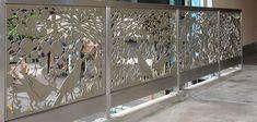 MILGO-BUFKIN - more architectural metalworking.