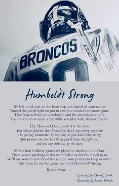 Fundraiser by Humboldt Broncos Jr. Hockey Association Inc. : Funds for Humboldt Broncos Quotes Girlfriend, Hockey Girlfriend, Hockey Girls, Hockey Mom, Hockey Stuff, Hockey Sayings, Ice Hockey Quotes, Funny Hockey, Goalie Quotes