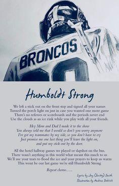 Fundraiser by Humboldt Broncos Jr. Hockey Association Inc. : Funds for Humboldt Broncos Goalie Quotes, Hockey Quotes, Sport Quotes, Hockey Goalie, Hockey Players, Ice Hockey, Quotes Girlfriend, Hockey Girlfriend, Hockey Girls