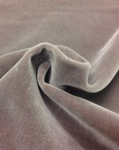 DONGHIA+Plush+Mohair+Upholstery+Fabric-+Mohair/Shadow-1.75+yd+(7400-79)+$700+VAL+#Donghia