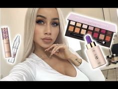 """2017 BEST OF BEAUTY  COCO LILI - YouTube ✨ USE CODE """"PINNER"""" FOR 30% OFF!! ✨  https://www.ofracosmetics.com/products/ofra-professional-makeup-palette-on-the-glow"""