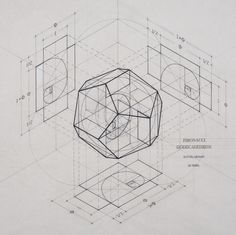 Gallery of This Architect Fuses Art and Science by Hand Illustrating the Golden Ratio - 12