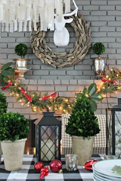 Holiday Home Tour Blog Hop & Home Decorators Collection Giveaway! - Southern…
