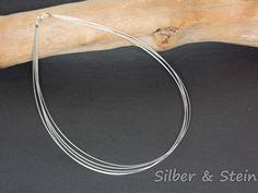 weicher Silber-Reif fünfreihig von Silber & Stein auf DaWanda.com