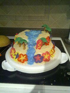 Hawaiian Theme Birth