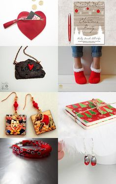 Gifts from heart by jadranka vilus on Etsy--Pinned with TreasuryPin.com