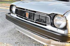 1979 Honda Civic 1200 Front Grille 11
