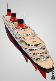 Posted on Wednesday, 11 February 2015 at 7:31 PM - Blog de Atlantique-nord .. Dans le sillage du... Ss Normandie, Enchantment Of The Seas, Charles Trenet, Sea Queen, Beyond The Sea, Seafarer, Rms Titanic, Tall Ships, Model Ships