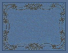 A blue frame Old Frames, Roman Shades, Curtains, Rugs, Blue, Home Decor, Old Picture Frames, Farmhouse Rugs, Blinds
