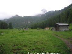 Lech (lake) de Giai hike.