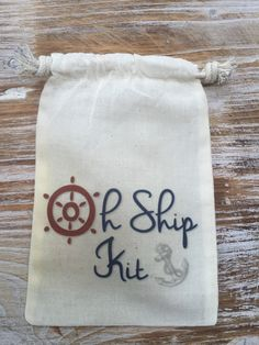 10 Oh Ship kits Custom Cruise hangover kits by EverlongEvents
