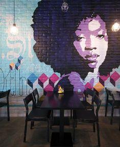 Re-designed Restaurant Interior - InteriorZine