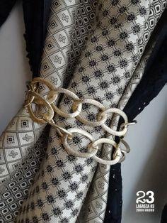 Cinturón cadena dorada o plateada, #23CB Lagasca 83, Madrid.