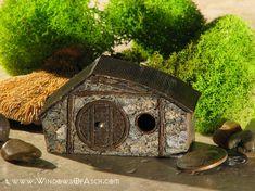 Miniature Hobbit Hole for Terrariums/Gardens