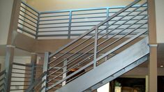 These are the stair railings V&M  has done in San Jose, Palo Alto, Morgan Hill and other cities in the South Bay and Santa Clara County. Description from vmornamentalironworks.com. I searched for this on bing.com/images