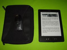 kindle 5 gen wi-fi 2gb ereader lector libros electrónicos