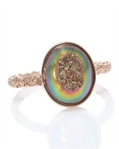 Dara Ettinger - Nadia Disco Ball Ring
