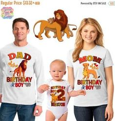 OFF Lion king birthday shirt/the Lion king por sweetlittletees Lion King Names, Lion King Theme, Lion King Party, Lion King Birthday, Boy Birthday, Lion Party, Birthday Ideas, First Birthday Parties, First Birthdays