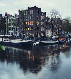 Amsterdam City, Travel Around, Netherlands, Dutch, New York Skyline, Traveling, Europe, Places, Holland