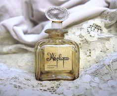 Vintage Replique Mini Perfume Bottle
