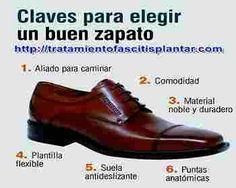 El usar zapatos adecuados es un buen consejo para evitar la fascitis plantar, estos deben cómodos y adecuados, que posean contrafuertes de talón sólidos y que te brinden un buen soporte se deben de reemplazar los zapatos con suelas desgastadas. Debes prevenir el dolor en el talón y la fascitis pl... - http://tratamientofascitisplantar.com/zapatos-adecuados-para-evitar-la-fascitis-plantar/