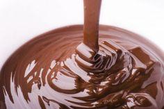 Einfache Schokoladenglasur Rezept
