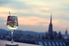 Vienna, White Wine, Alcoholic Drinks, Glass, Perfect Place, Champagne, Places, Drinkware, Alcoholic Beverages