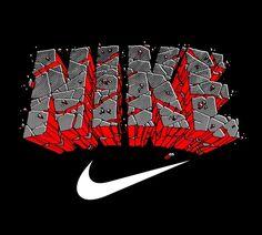 Nike crush logo