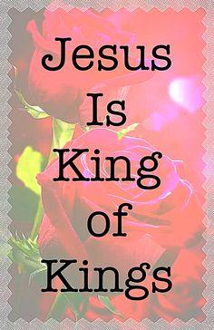 Yeshua - Jesus Christ - King of Kings