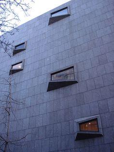 Marcel Breuer, Whitney Museum, NYC