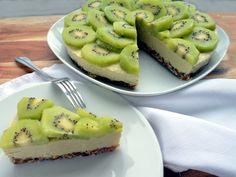 vegane torte vegan kiwi torte grune torte vegane torte rezept