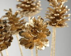 winter wedding decorations with pinecones - Google Search