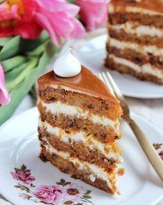Sweet Recipes, Cake Recipes, Dessert Recipes, Food Cakes, Cupcake Cakes, Salty Snacks, Sweet Cakes, Cookie Desserts, Chocolate Recipes