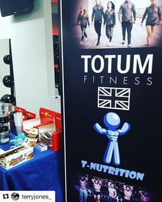 #Repost @terryjones_ with @repostapp  Looking forward to more sample days like last night at @bodytechgym Many more like this to come from @tnutrition and @totumfitness_  - www.t-nutrition.com Bodybuilding Supplements and Sports Nutrition