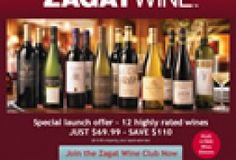 Price: Starting at $69.99 We've been reviewing wine clubs for over ten years now and have discovered that the wines mailed to you by Zagat Wine Club are some of the most exceptional wines you can find on the market, but for a very affordable price. Best Wine Clubs, Wines, Canning, Bottle, Home Canning, Flask, Jars, Conservation