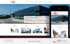 LUSOCAL – novo website