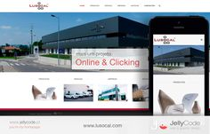 LUSOCAL – novo website