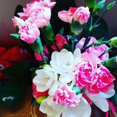 No to najlepszego mamuśki! ❤ #urodakobiety #beautyblogger #beauty #dzienmatki #mothersday #flowers #instaflower #beautiful #mmm #love #sogood #kwiaty #dziendobry #oh