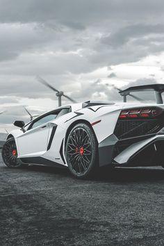 Lamborghini Aventador Super Veloce LP750-4