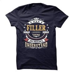 FILLER .Its a FILLER Thing You Wouldnt Understand - T S - teeshirt cutting #boyfriend shirt #matching shirt
